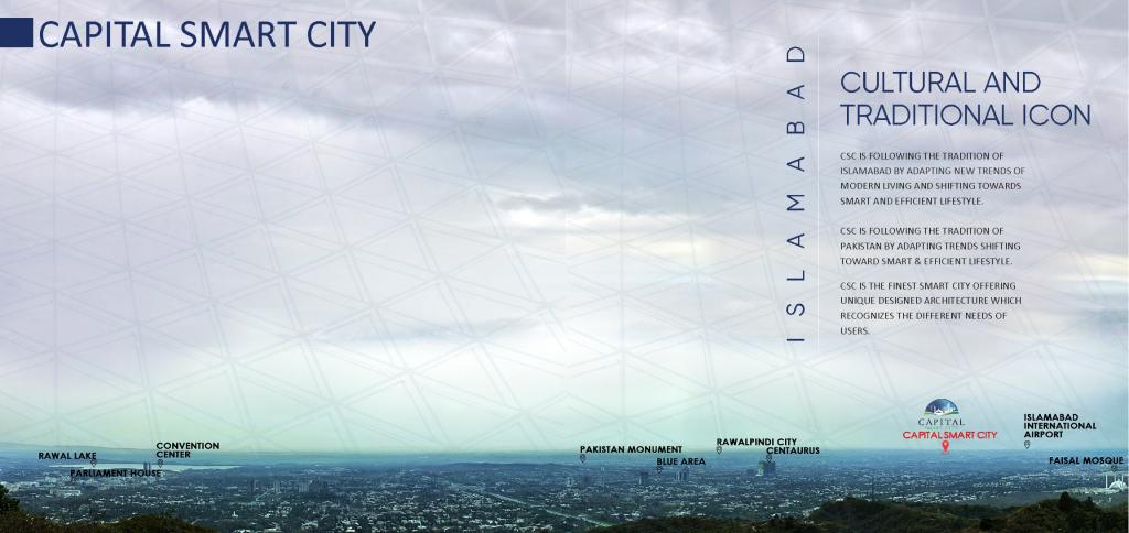 Capital Smart City Location