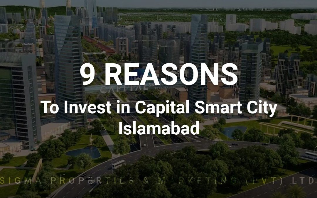 reasons to invest in capital smart city