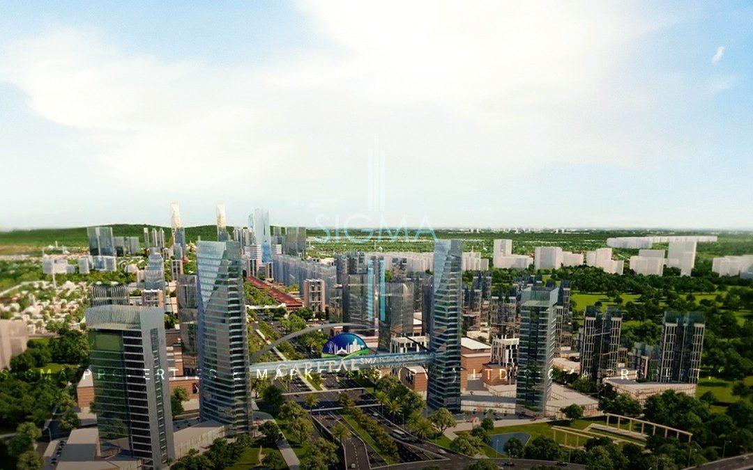 harmony block capital smart city