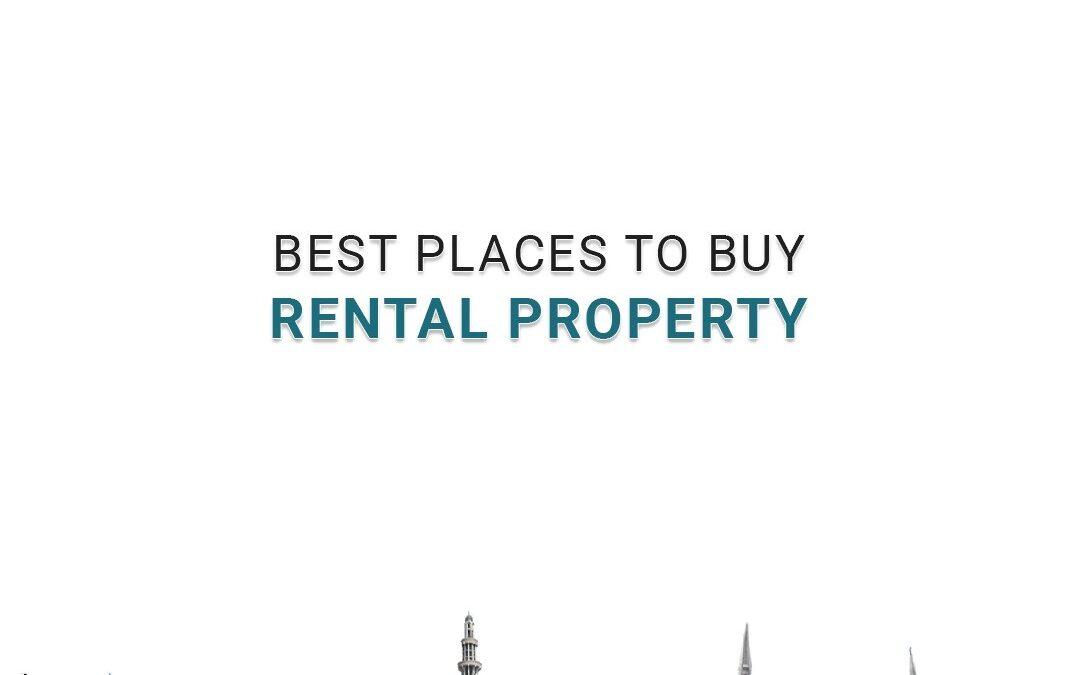 best places to buy rental properties