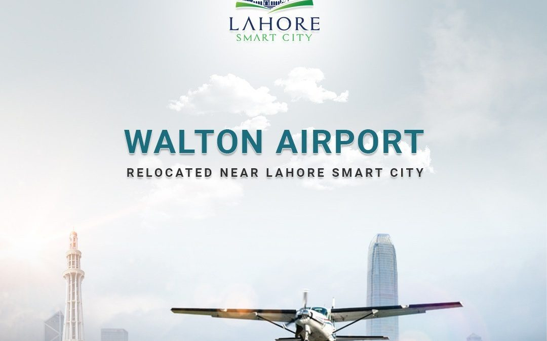 walton airport relocated
