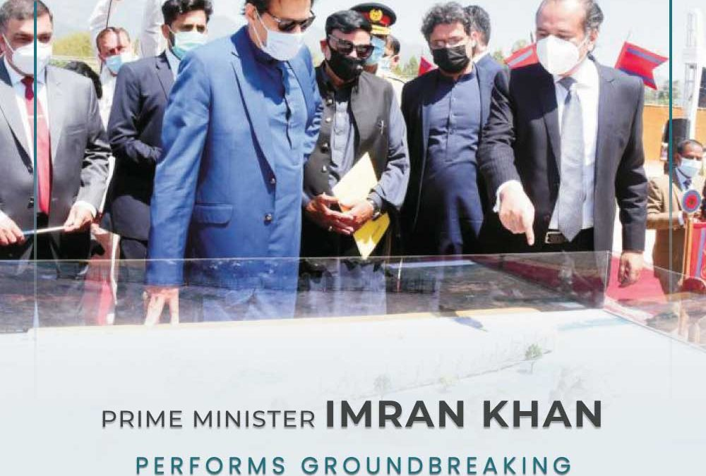 Margalla Avenue Construction Updates 2021 Prime minister Imran khan performs ground breaking of 35km Margalla Highway