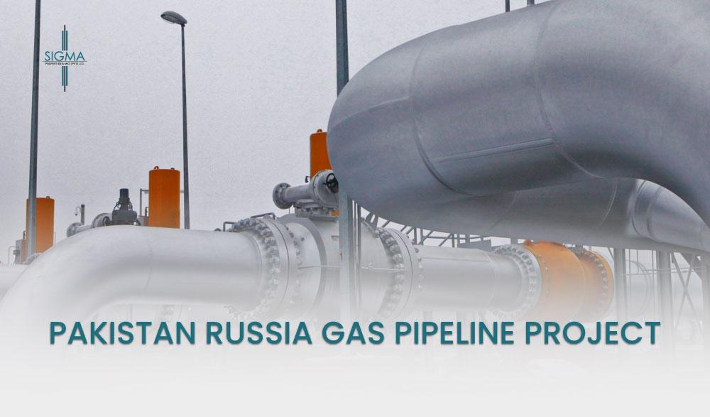 Pakistan Russia Gas Pipeline Project