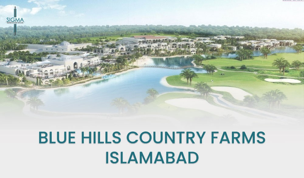 Blue Hills Country Farms Islamabad