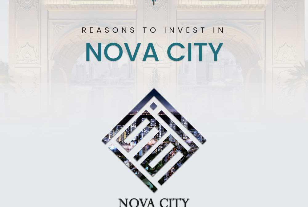 invest in Nova City Islamabad\