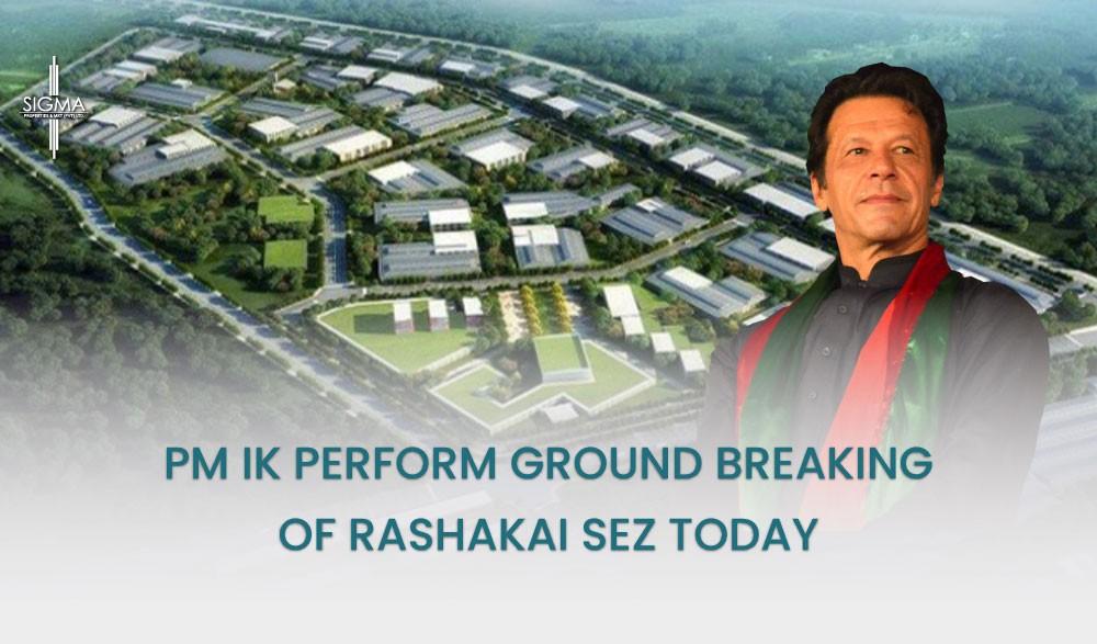 PM IK Perform Ground Breaking Of Rashakai SEZ Today