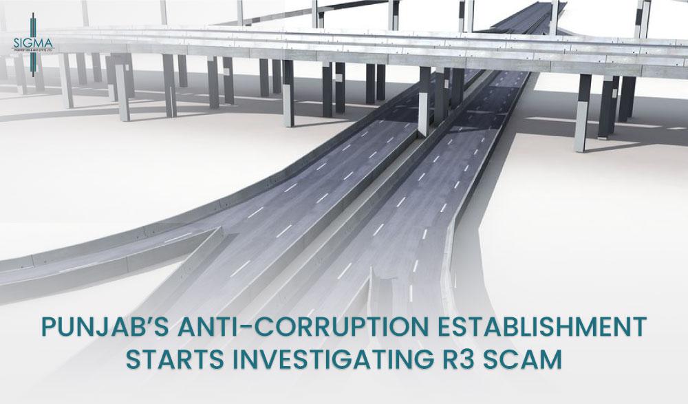 Punjab Anti-Corruption Establishment starts investigating Rawalpindi Ring Road scam