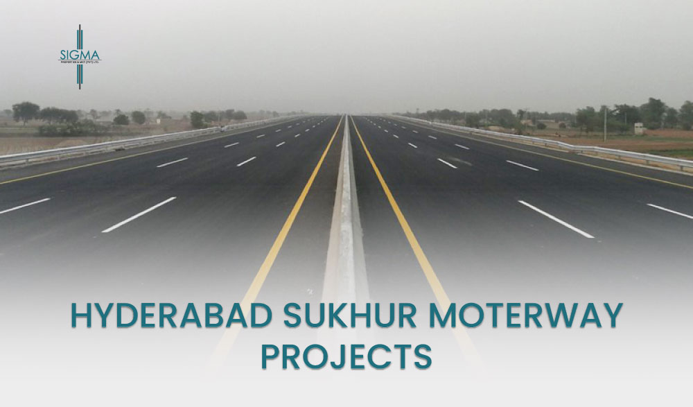 Hyderabad Sukhur Motorway Projects, ECNEC Approved Rs. 361.5 billion