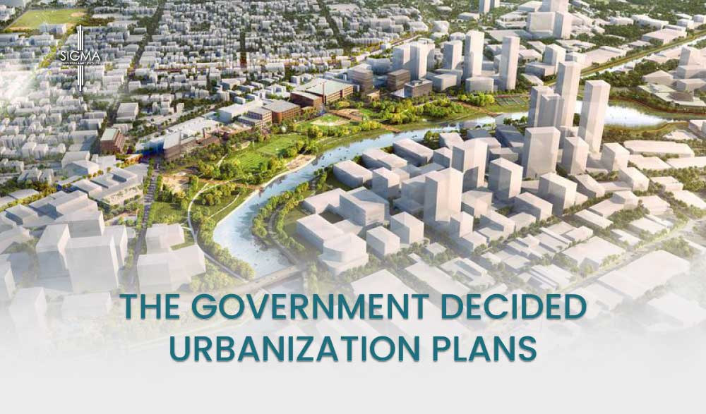 Pakistan government decided urbanization plans of almost 154 small towns into cities