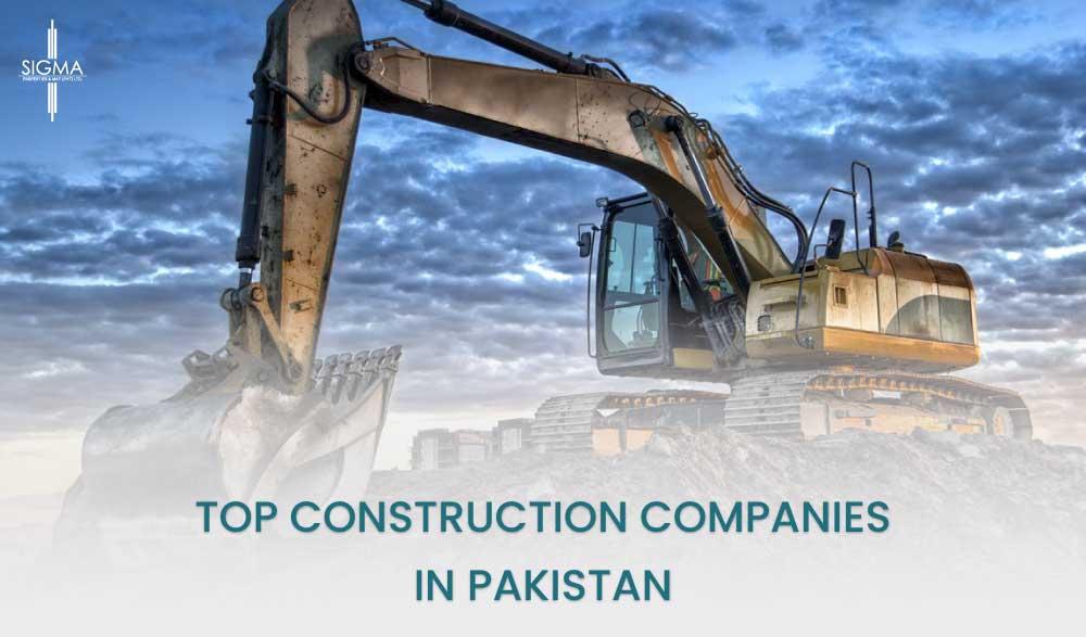 Top Construction Companies in Pakistan