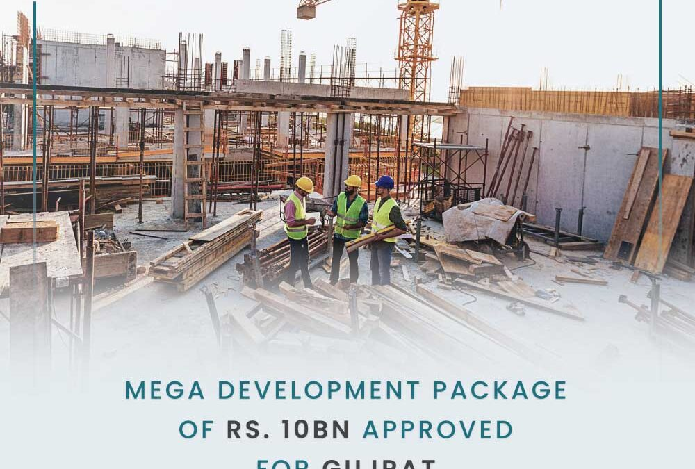 development package approved for Gujrat