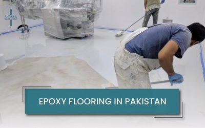 Epoxy Flooring in Pakistan