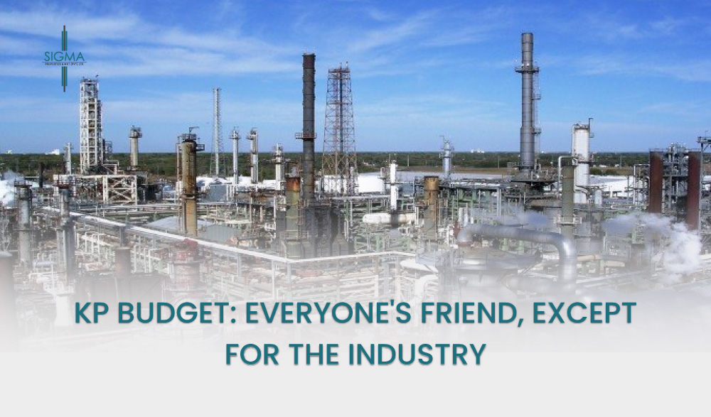 KP Budget: Everyone's Friend, Except for the Industry