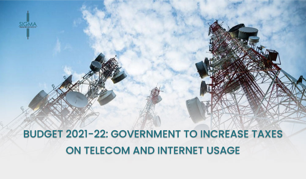Government To Increase Taxes On Telecom And Internet Usage