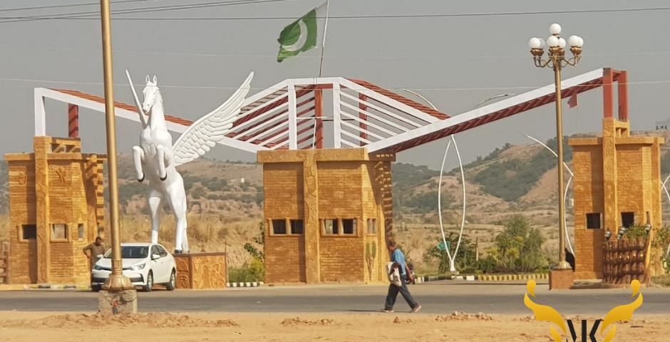 Khanial Homes Islamabad near chakri Interchange