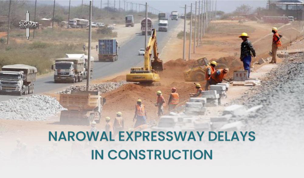 Narowal Expressway Delays In Construction - Two Secretaries Contempt Notices