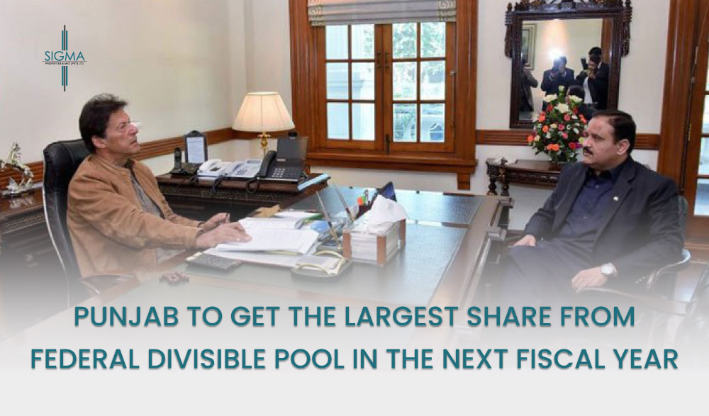 Punjab To Get The Largest Share From The Federal Divisible Pool In The Next Fiscal Year