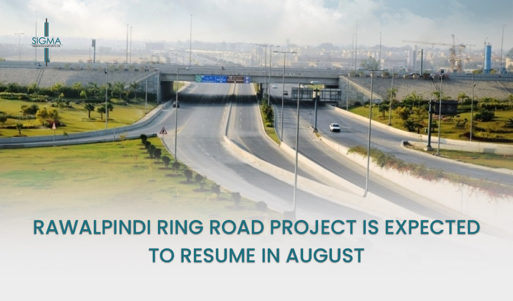 Rawalpindi Ring Road Project Is Expected To Resume In August: Firdous Awan