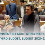Government Is Facilitating People With Third Budget, Budget 2021-22