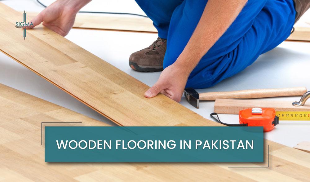 Wooden Flooring in Pakistan