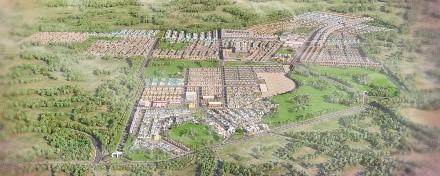 al haram city master plan