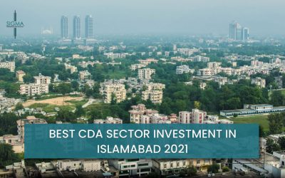 Best CDA Sector Investment in Islamabad 2021