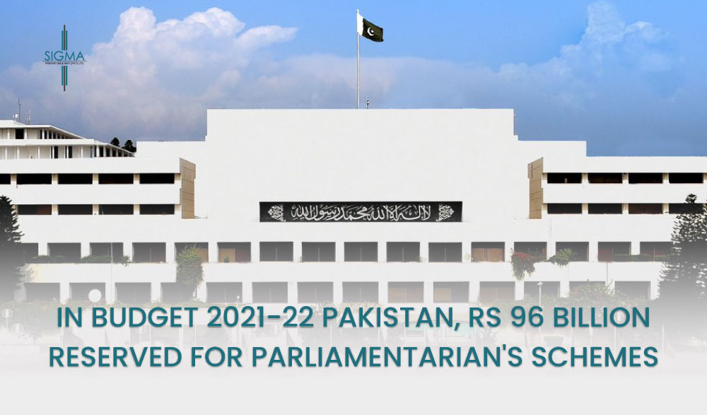 Rs 96 Billion Reserved For Parliamentarian's Schemes - Budget 2021-22