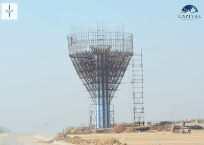 construction in capital smart city
