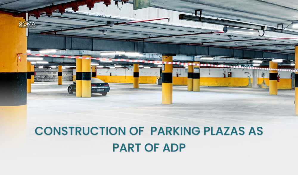 Construction Of Parking Plazas As Part Of ADP Got Delayed After The Ring Road Scam