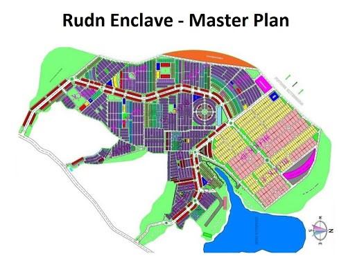 master plan of nova city