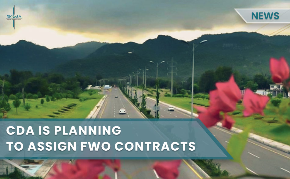 CDA is planning to assign FWO contracts for 7th Avenue interchange and IJP road restoration projects