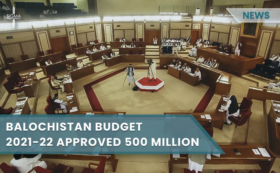 Balochistan Budget 2021-22 Approved 500 Million For Women Empowerment