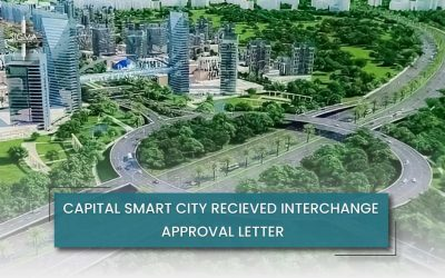 Capital Smart City Received Interchange Approval Letter