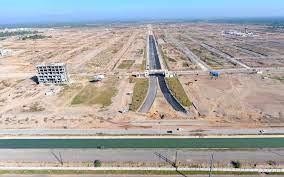DHA Peshawar development status