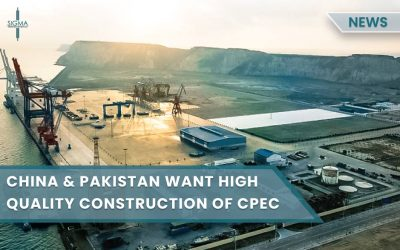 China And Pakistan Want High-Quality Construction Of CPEC