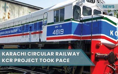 Karachi Circular Railway KCR Project Took Pace