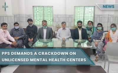 Pakistan Psychiatric Society Demands a Crackdown