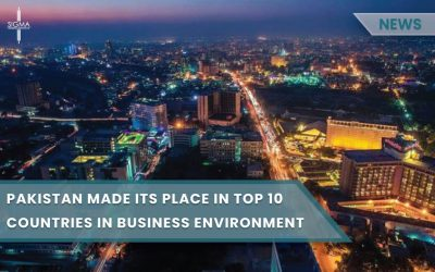 Pakistan Made Its Place In Top 10 Countries In Business Environment