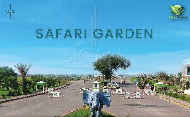 Safari Garden Lahore