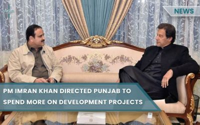 PM Imran Khan Directed Punjab To Spend More On Development Projects