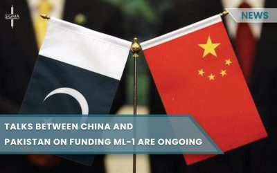 Talks between China and Pakistan on Funding ML-1 are ongoing