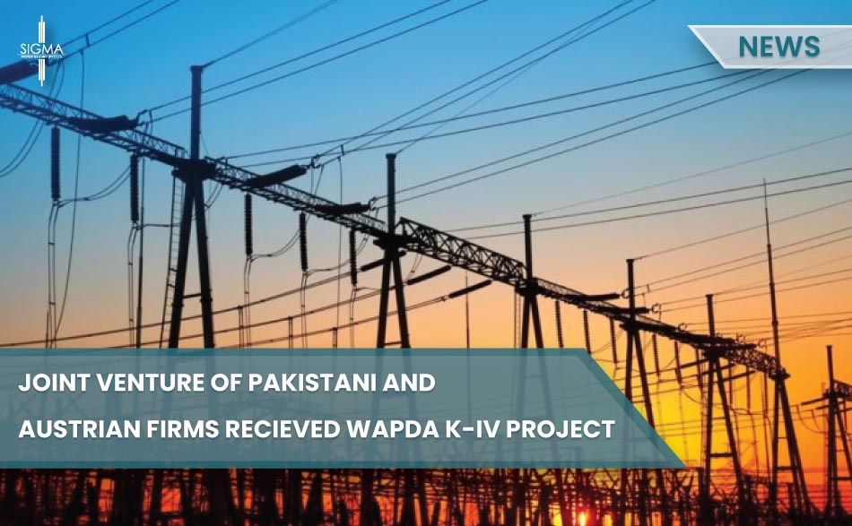 Joint Venture Of Pakistani And Austrian Firms Received WAPDA K-IV Project