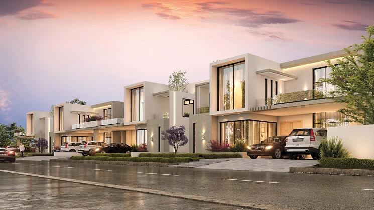 1 Kanal 5 and 6 beds smart villas