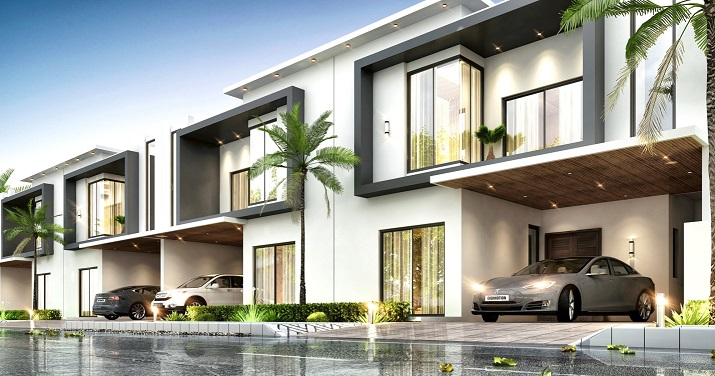 10 marla 4 and 5 beds smart villas