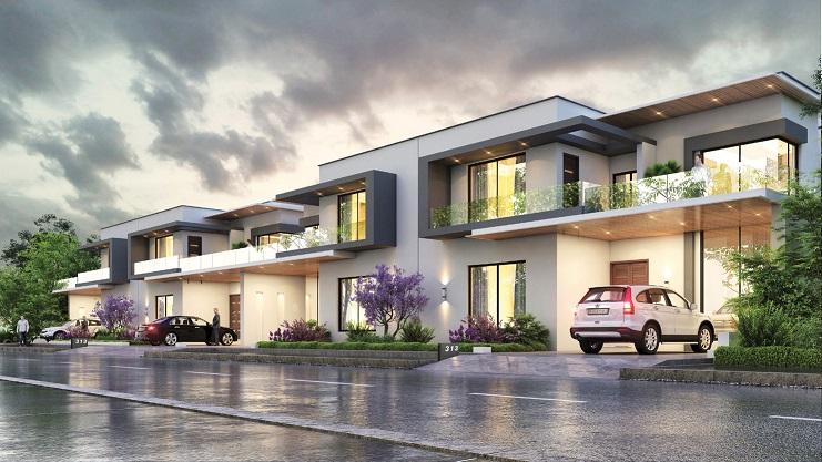 12 marla 4 and 5 beds smart villas
