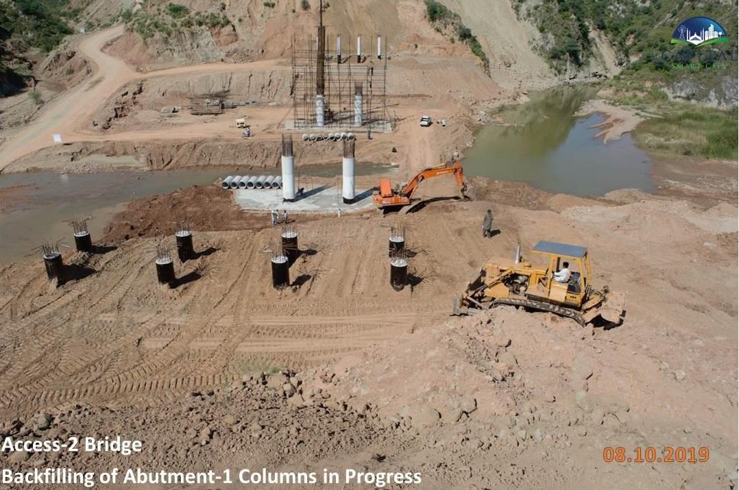 Smart City bridge development updates