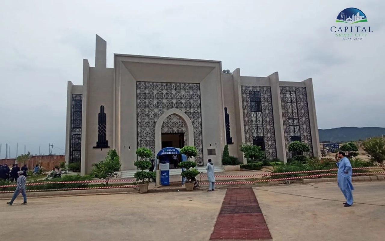 Capital Smart City Grand Mosque