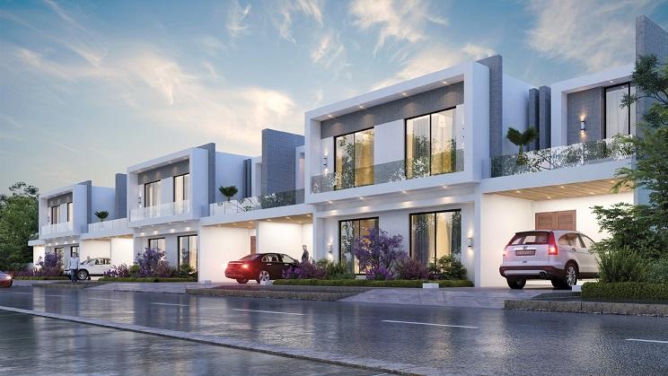 7 marla 4 beds smart villas