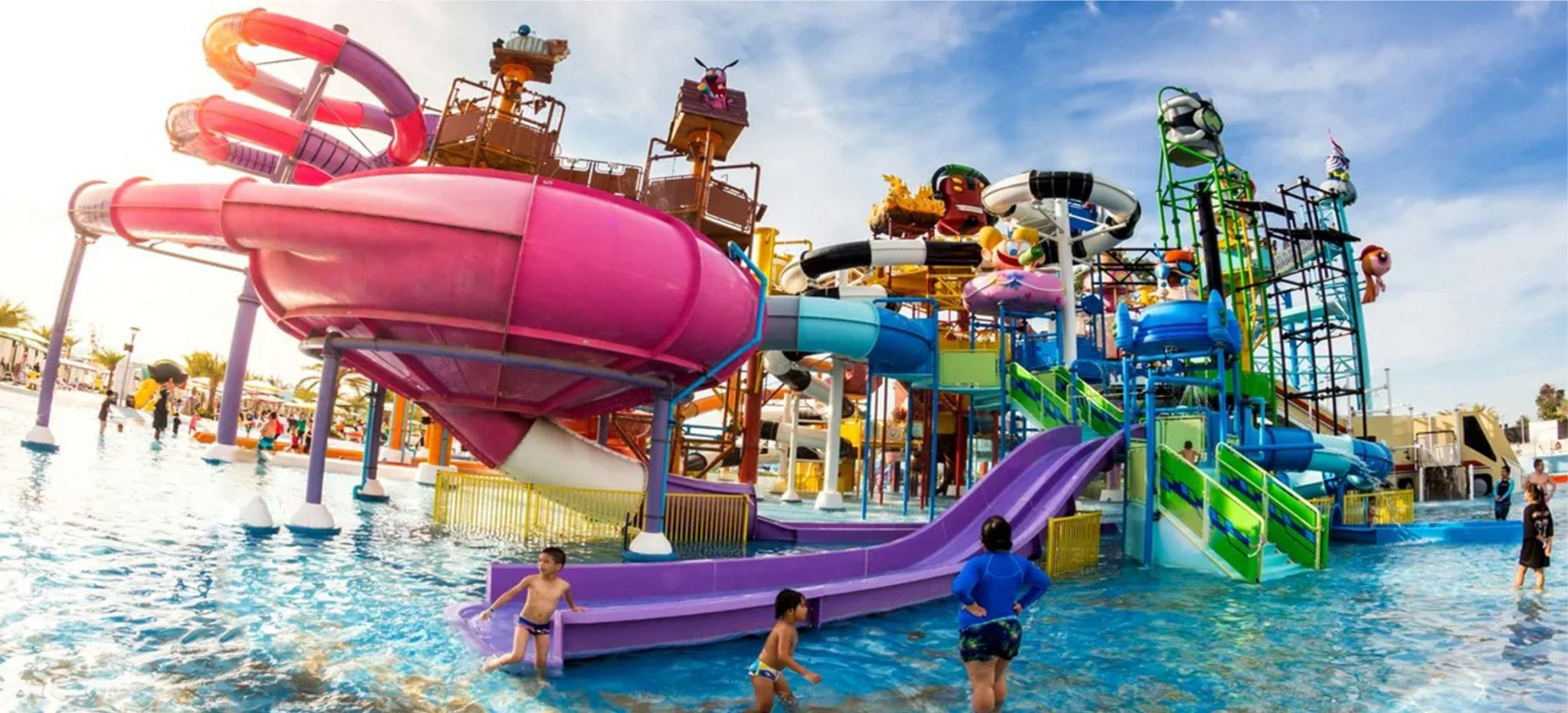 Blue World City Water Theme Park