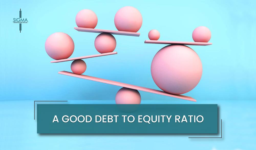 Good Debt to Equity ratio